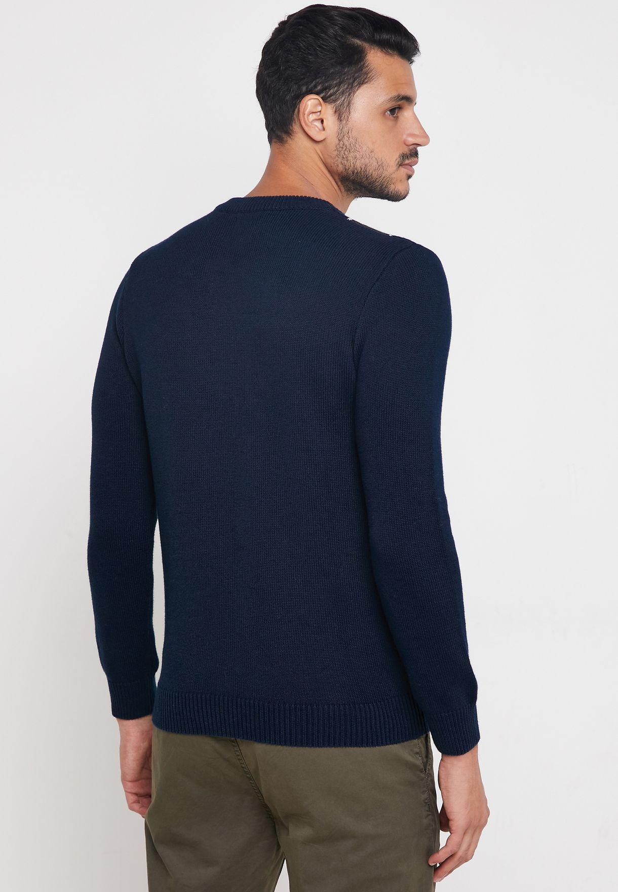 Turnpike Stripe Sweater