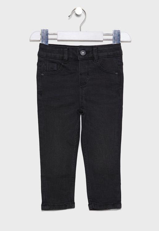 Infant Rinse Slim Fit Jeans