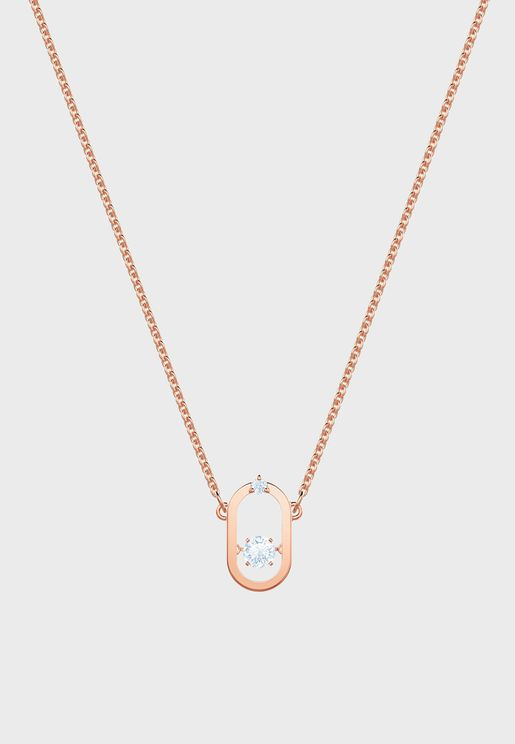 North Oval Necklace