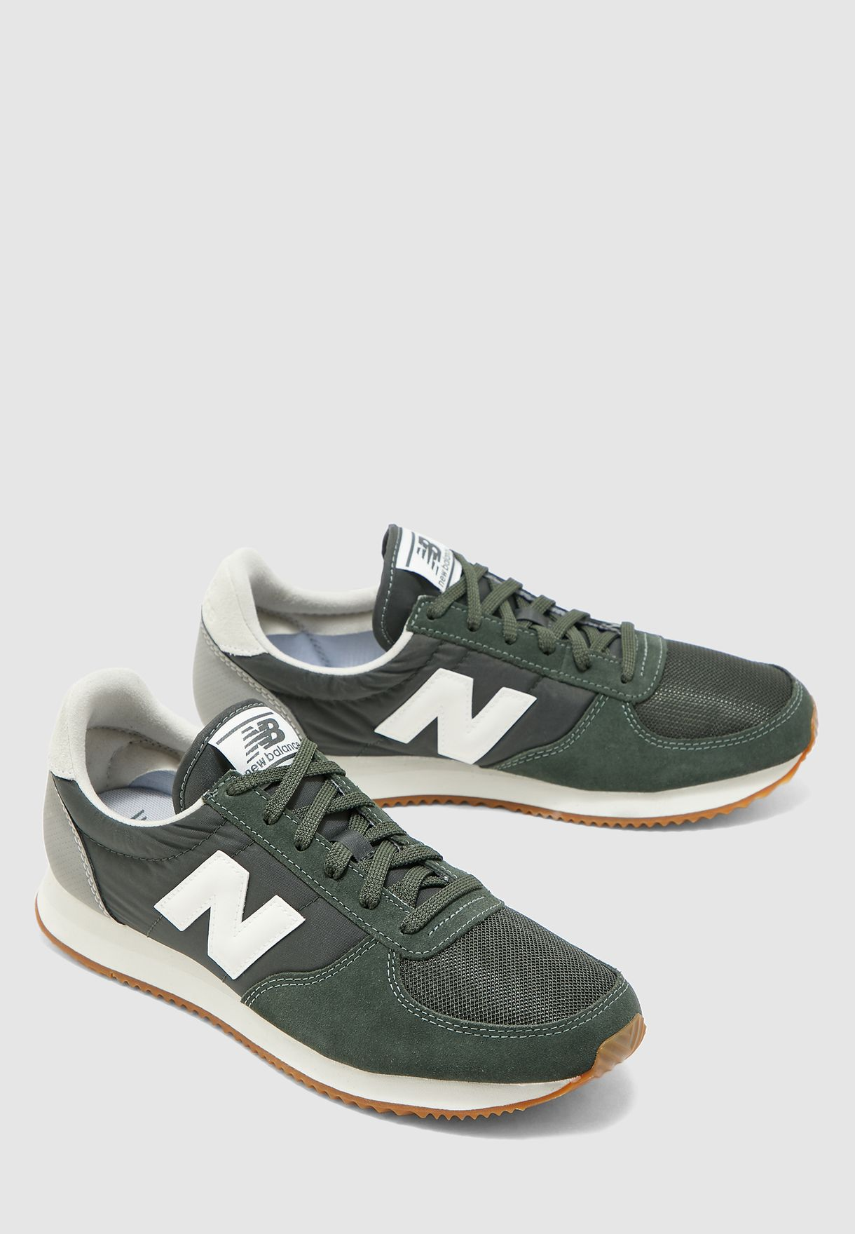 Buy New Balance green 220 for Men in