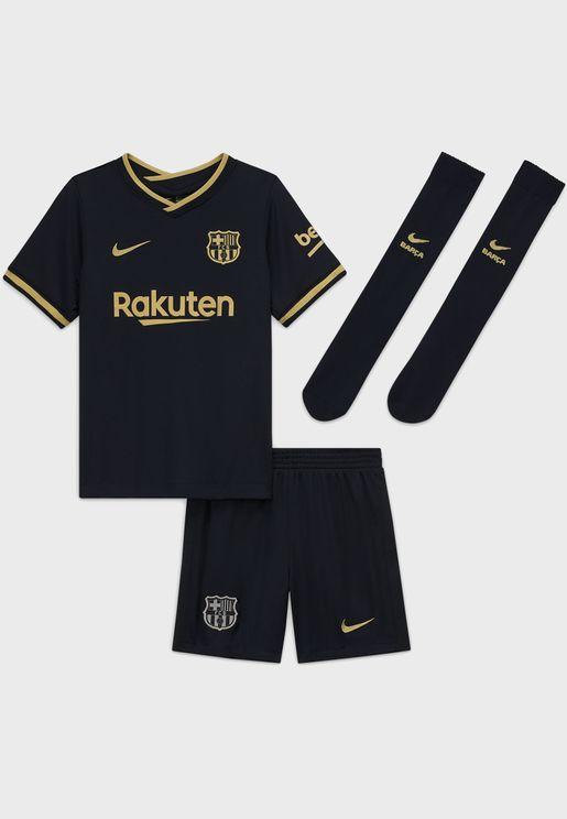 Youth FC Barcelona Away Set