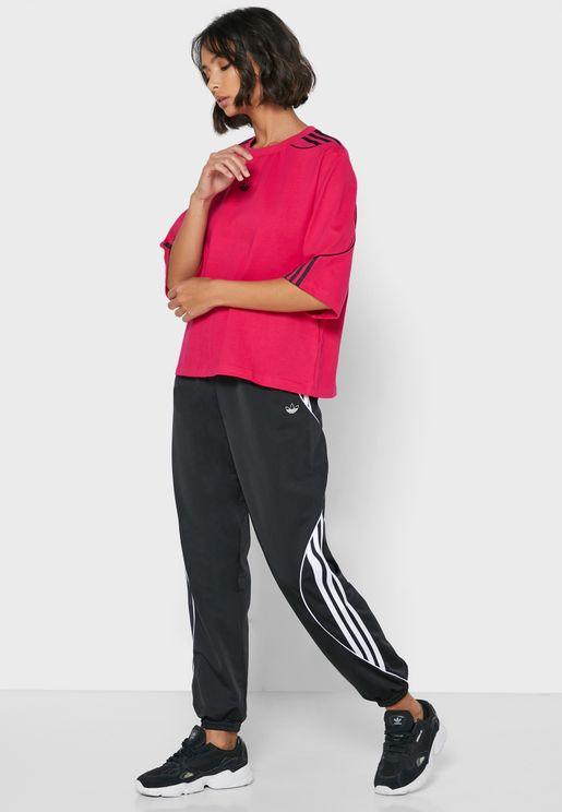 3 Stripe Track Pants