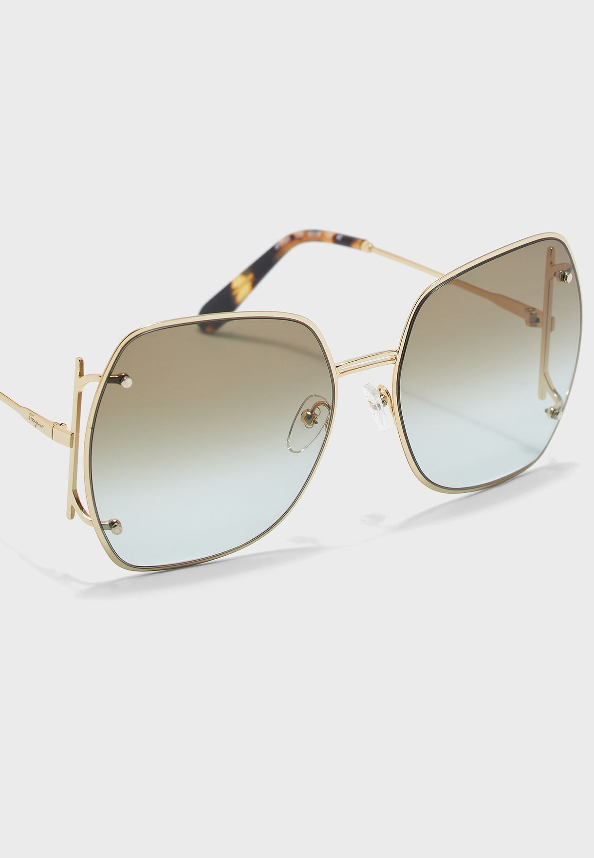 SF202S Oversized Sunglasses