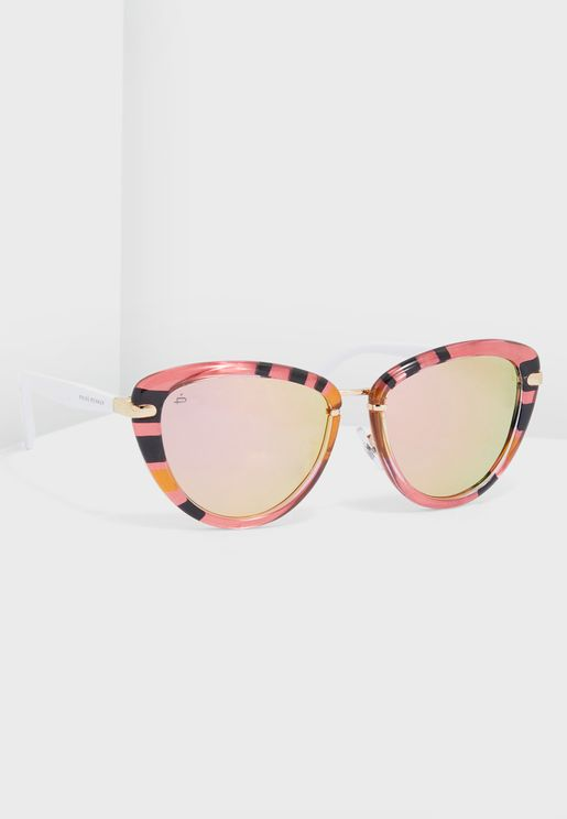 The Monet Cateye Sunglasses