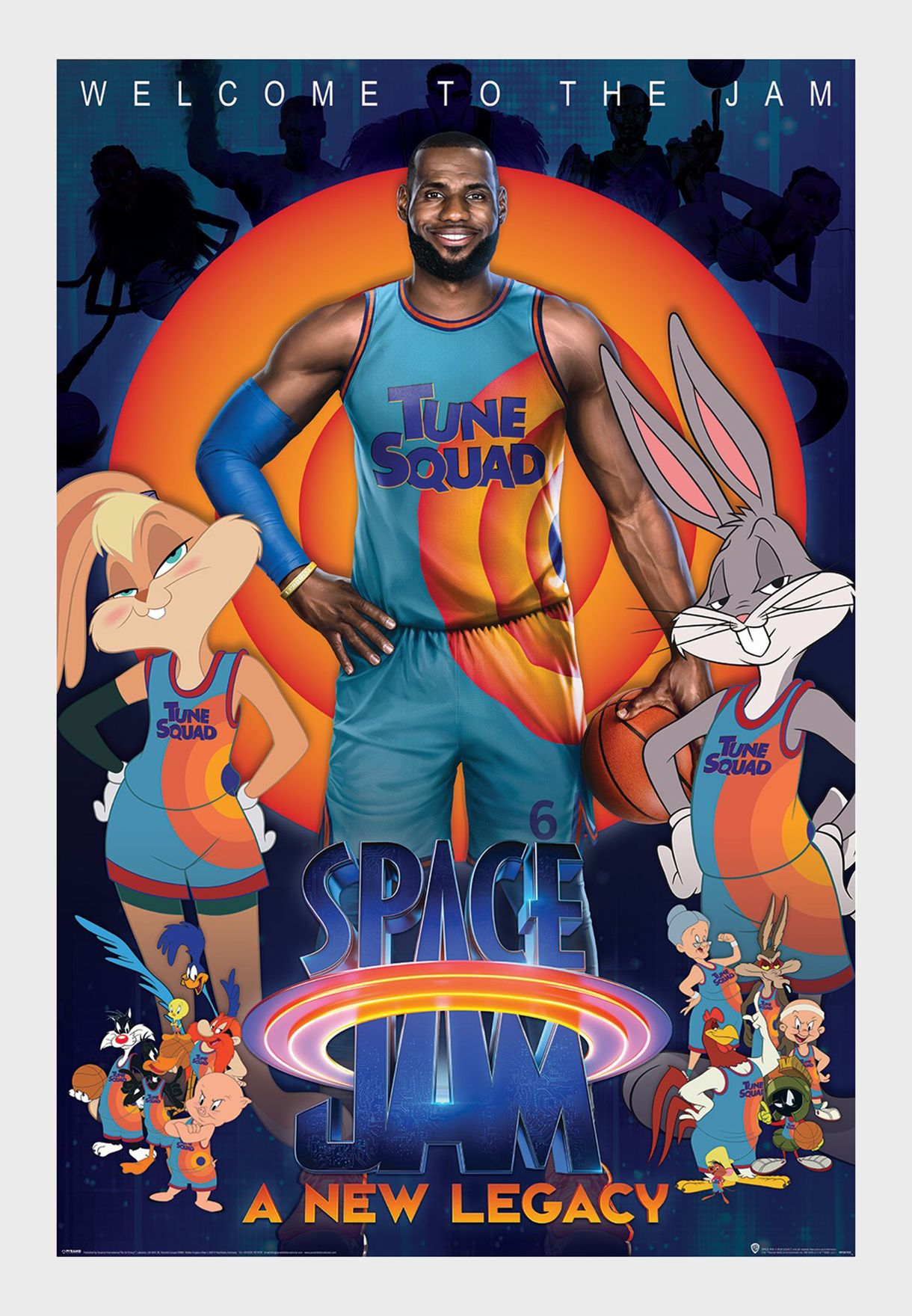 Welcome To The Jam Poster