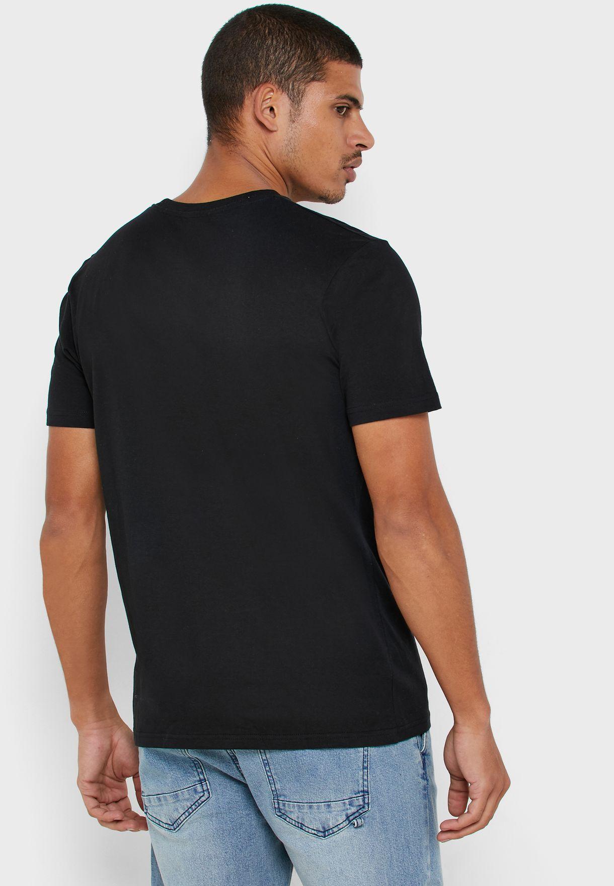 Collective Chaos Crew Neck T-Shirt