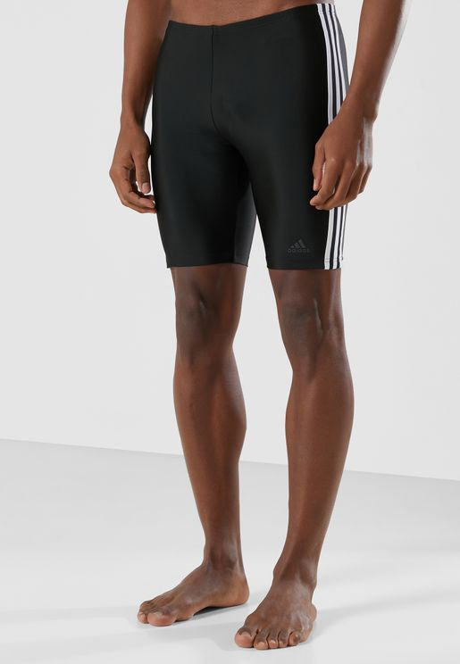 3 Stripe Jammer Swim Shorts
