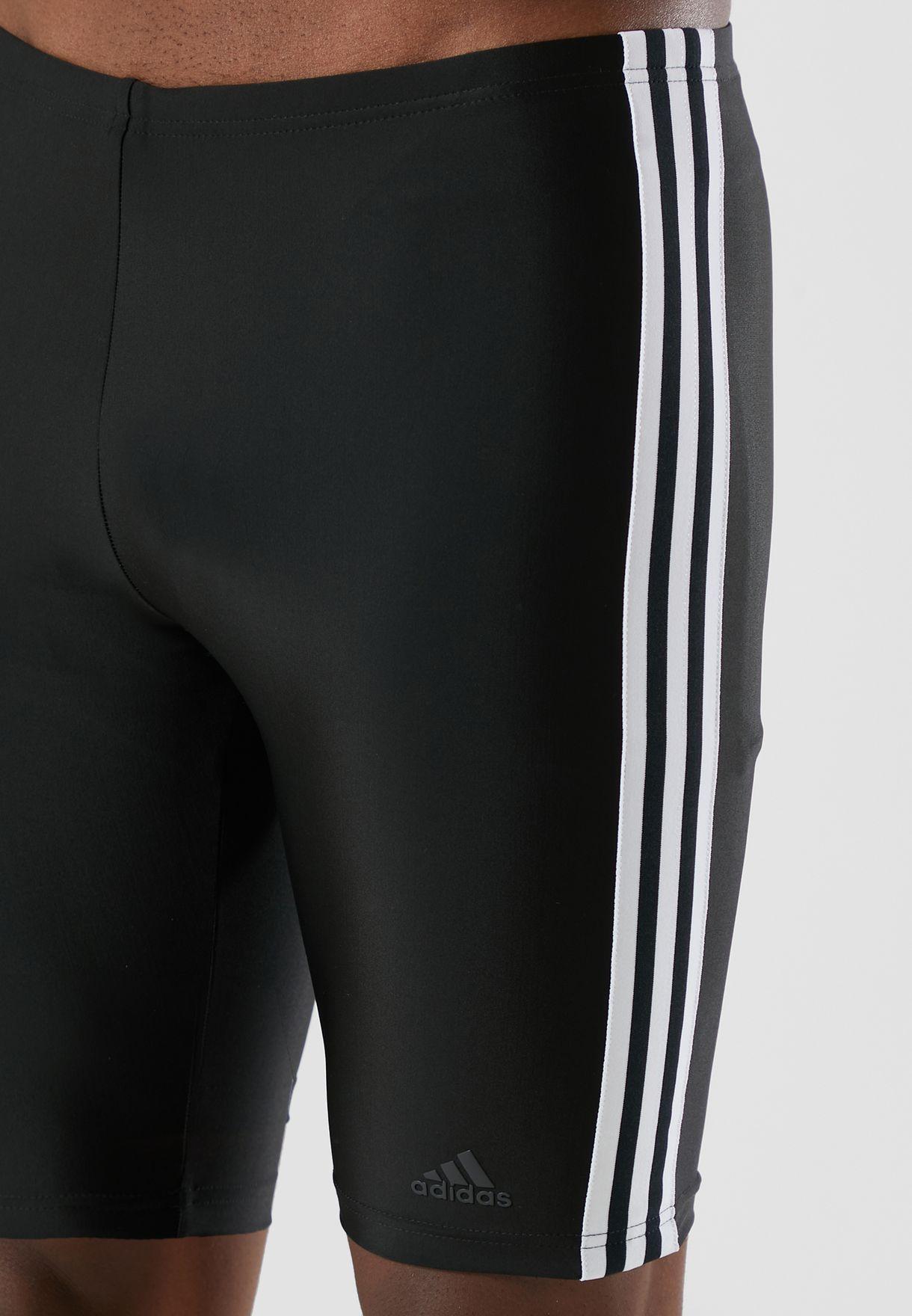 3 Stripe Jammer Swim Shorts