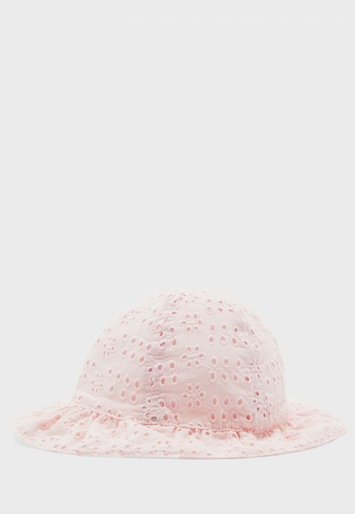 Kids Perforated Hat