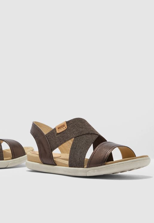 Damara Sandal - Brown