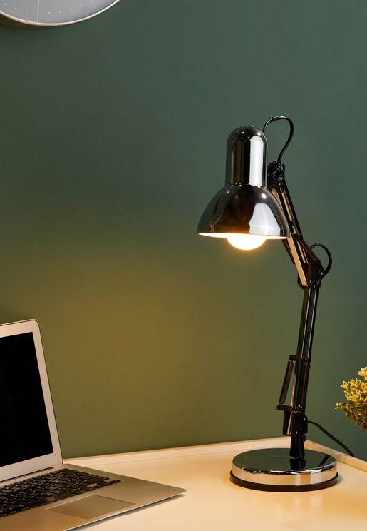 مصباح طاولة ملون