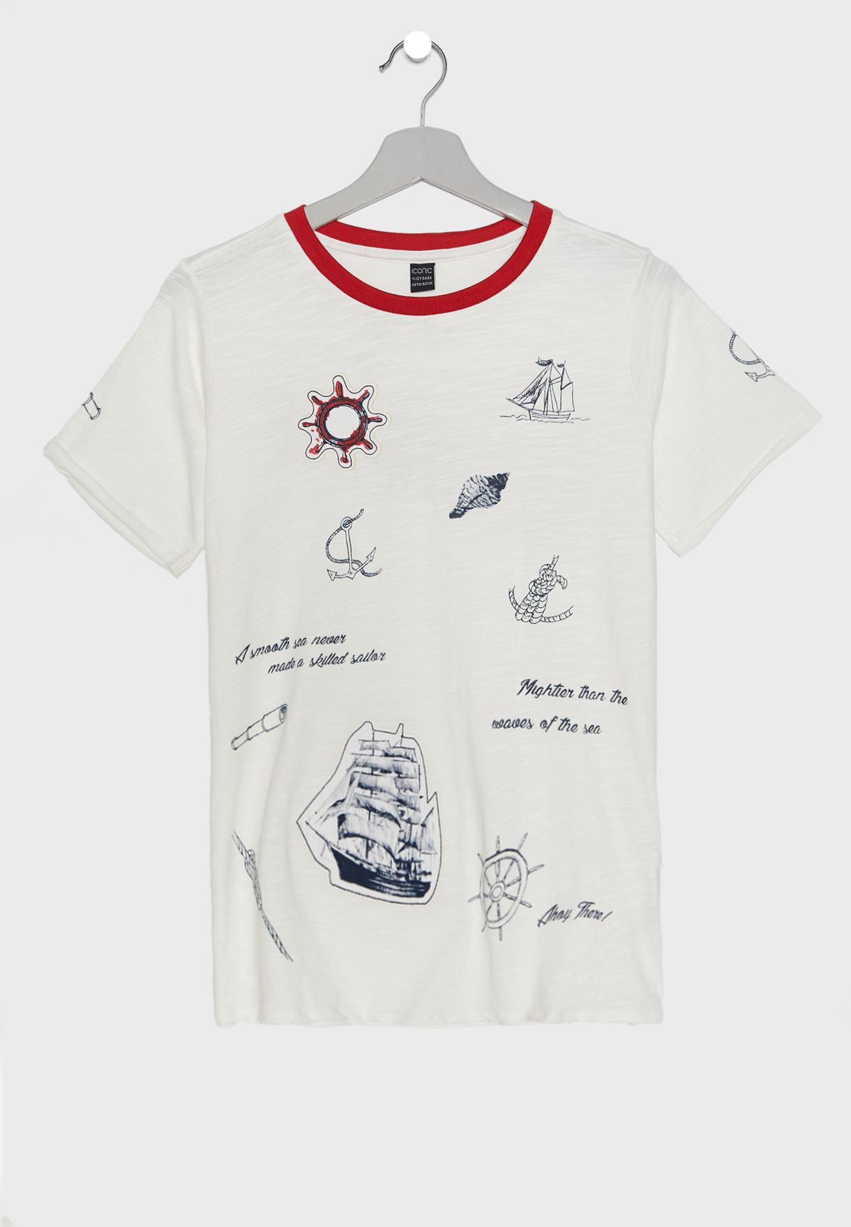 Kids Printed T-Shirt