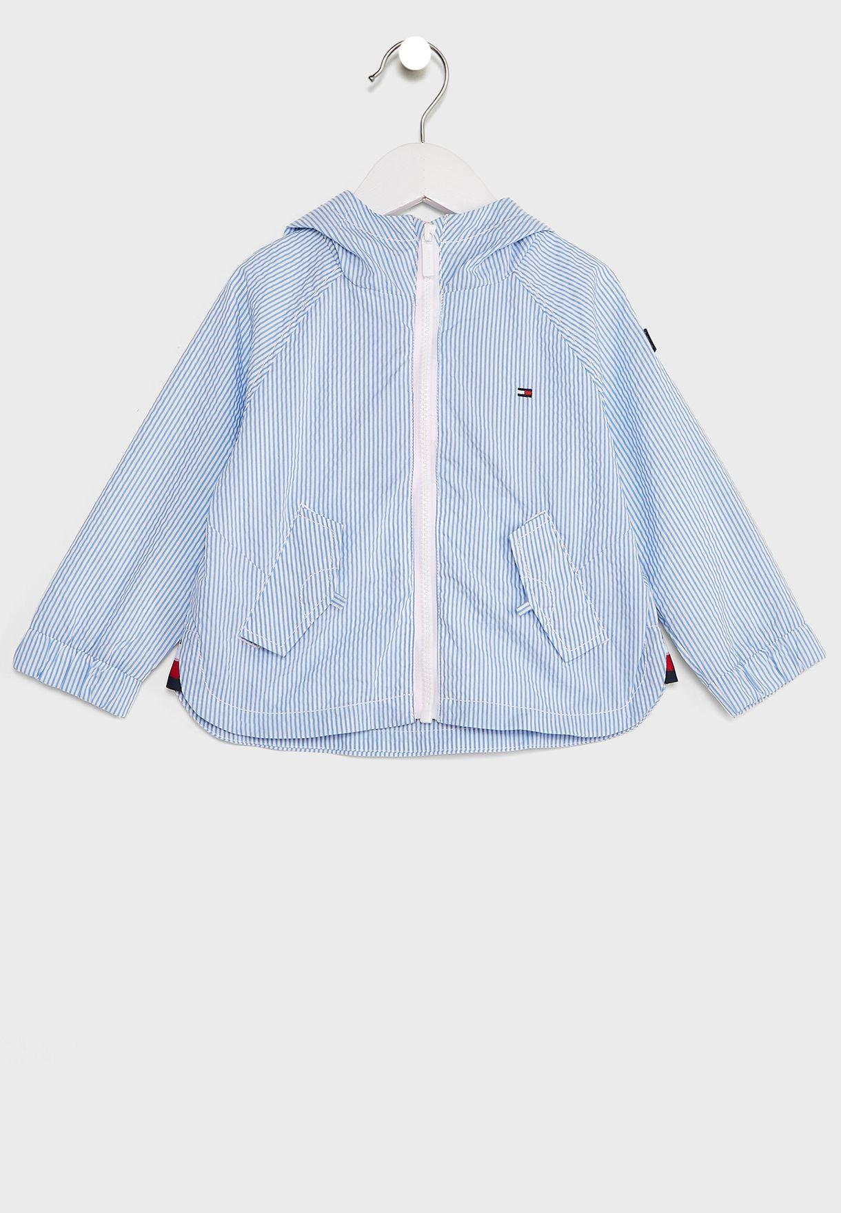 Teen Striped Jacket