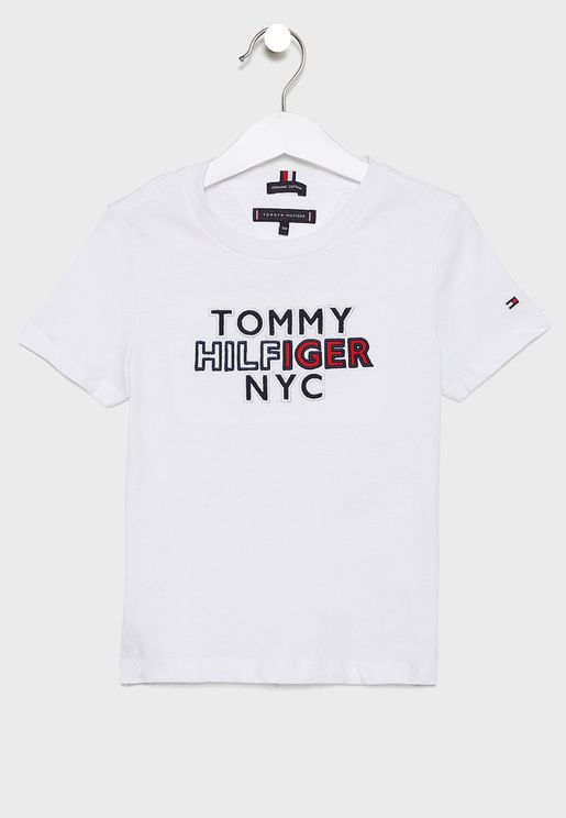 Little NYC Graphic T-Shirt
