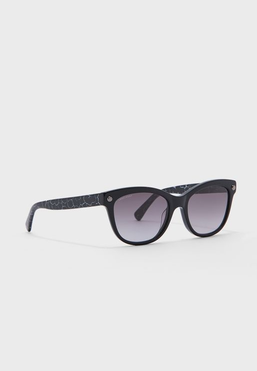 Lo614S Oval Shape Sunglasses