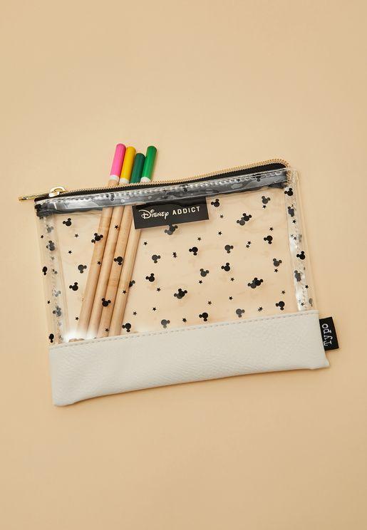 Mickey Mini Mouse Pencil Case