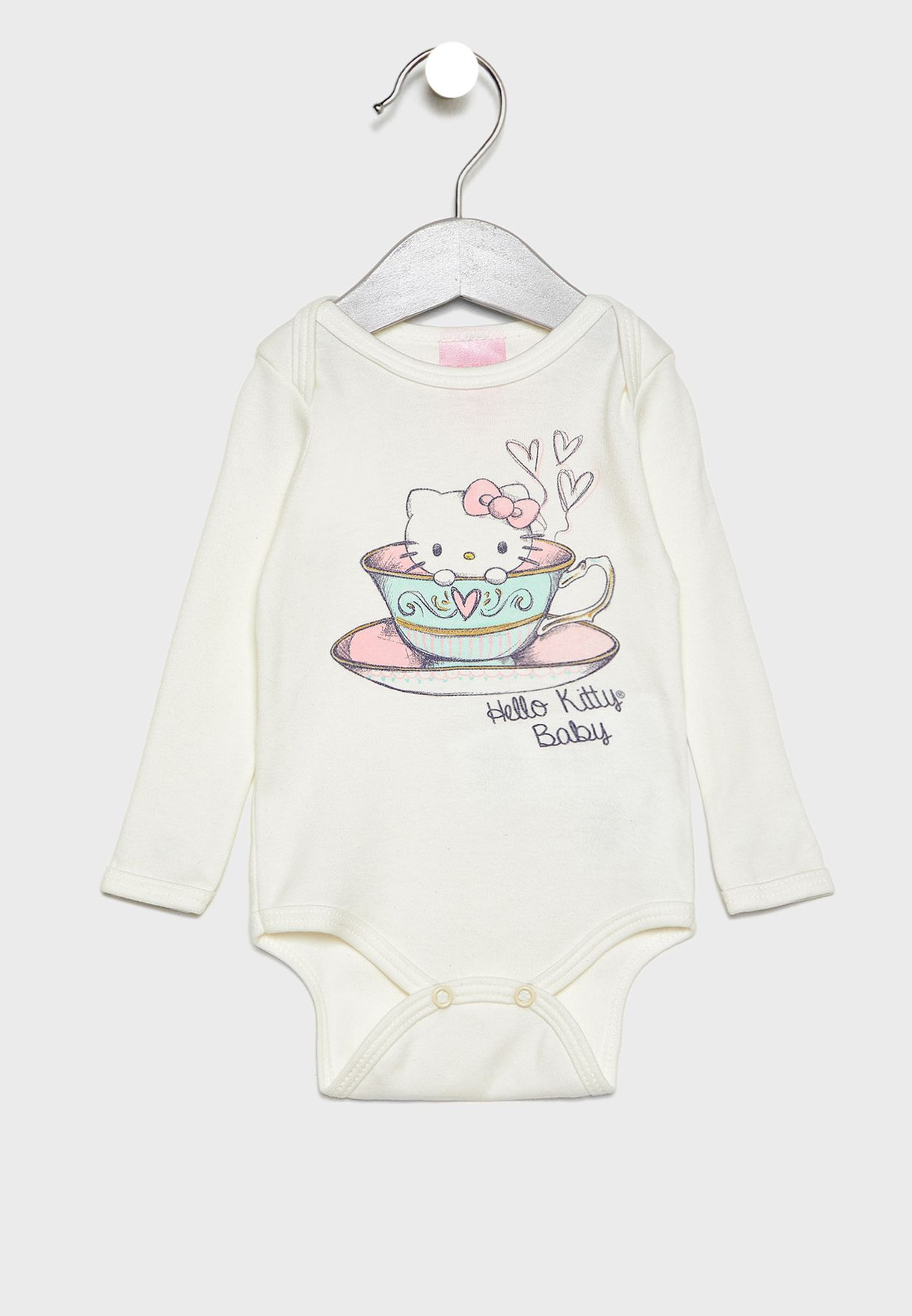 Infant Kitty Bodysuit