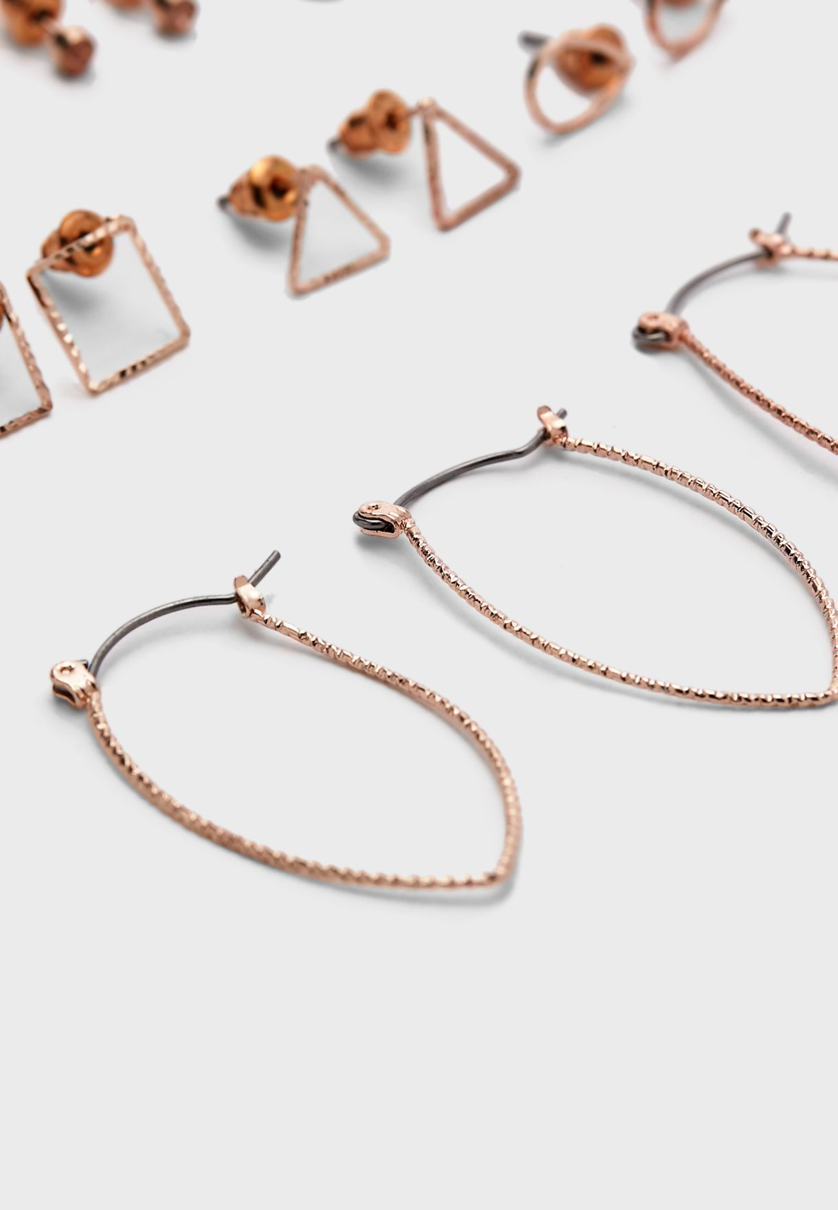 Multipack Assorted Earrings