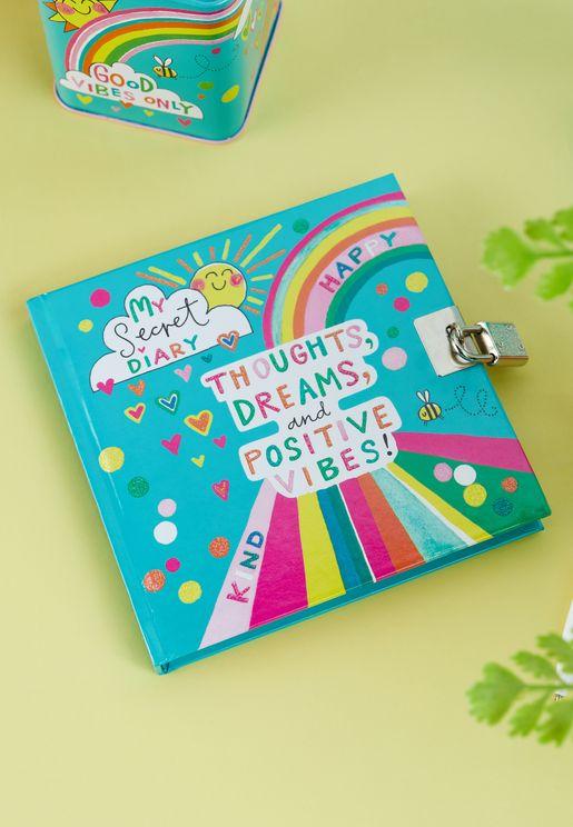 Positive Vibes Secret Diary