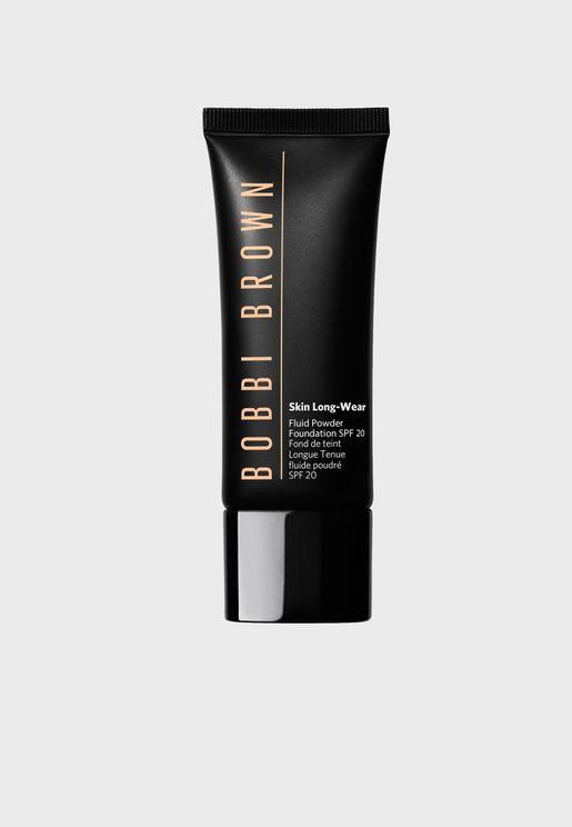 Skin Longwear Fluid Powder Foundation SPF20 - Cool Beige