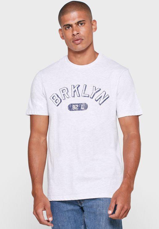 Brooklyn Crew Neck T-Shirt
