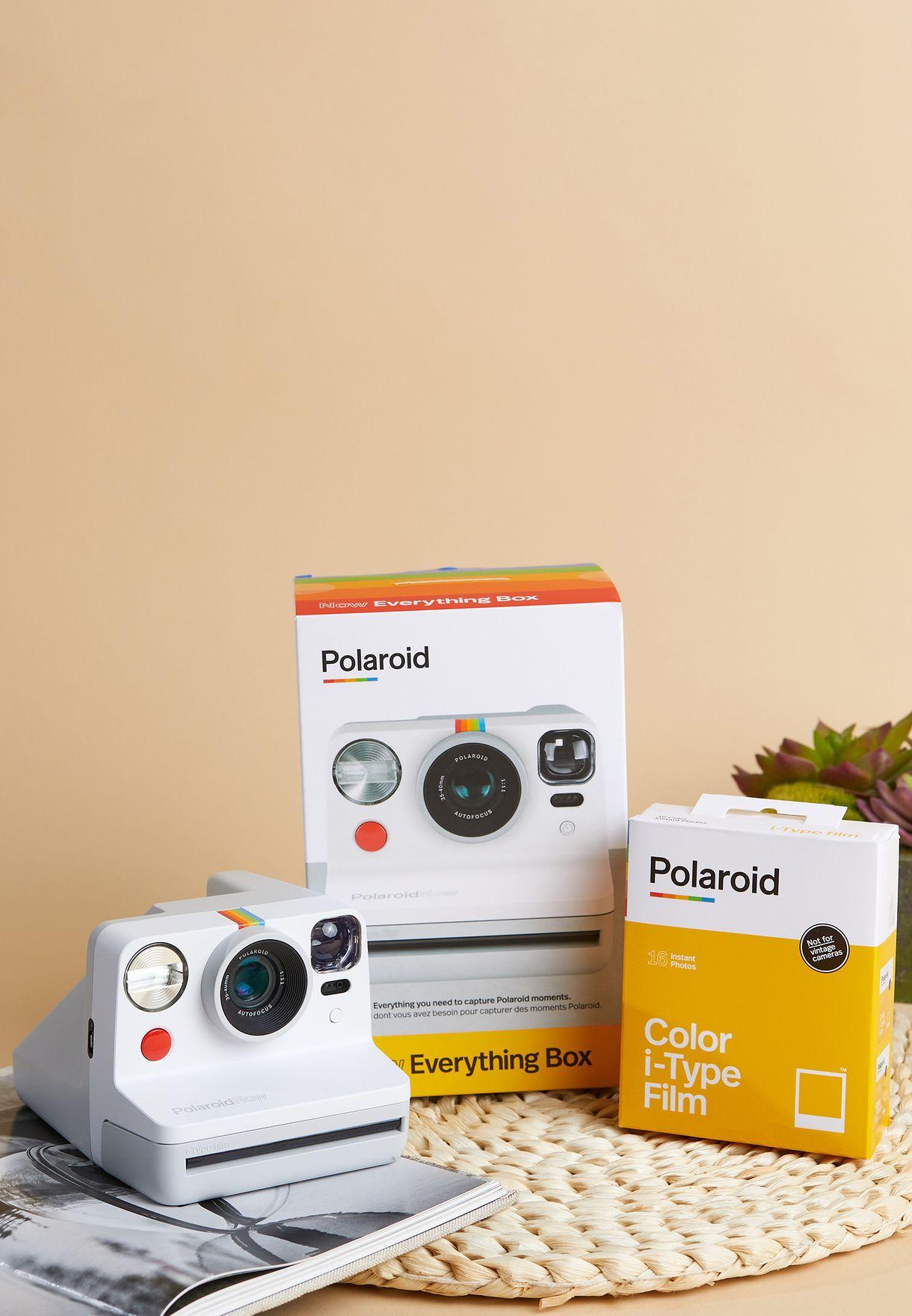 Polaroid Now I-Type Instant Camera Everything Box