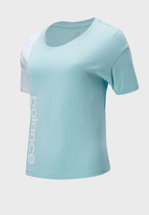 Athletics Blocked T-Shirt