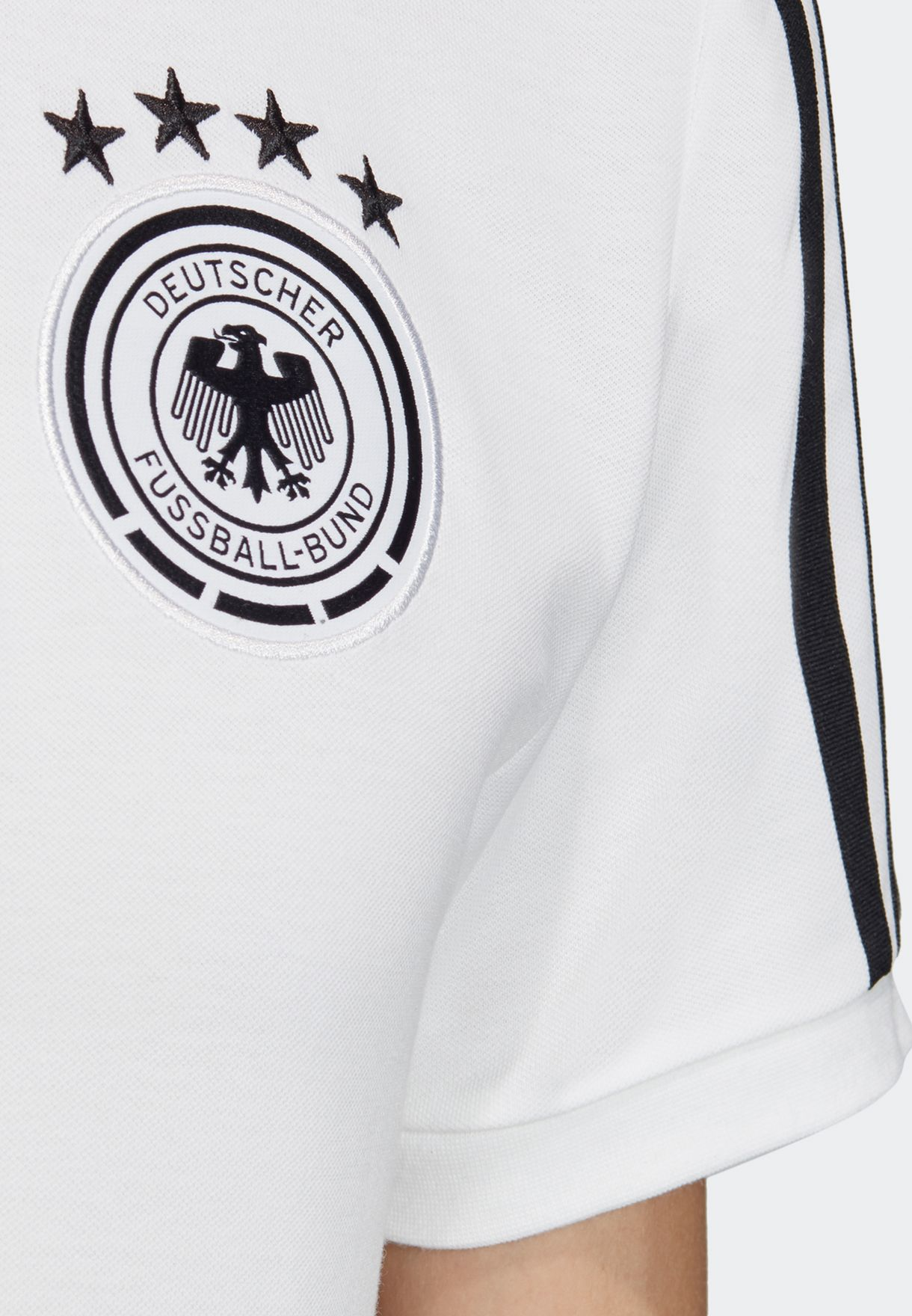 Germany 3 Stripe Polo