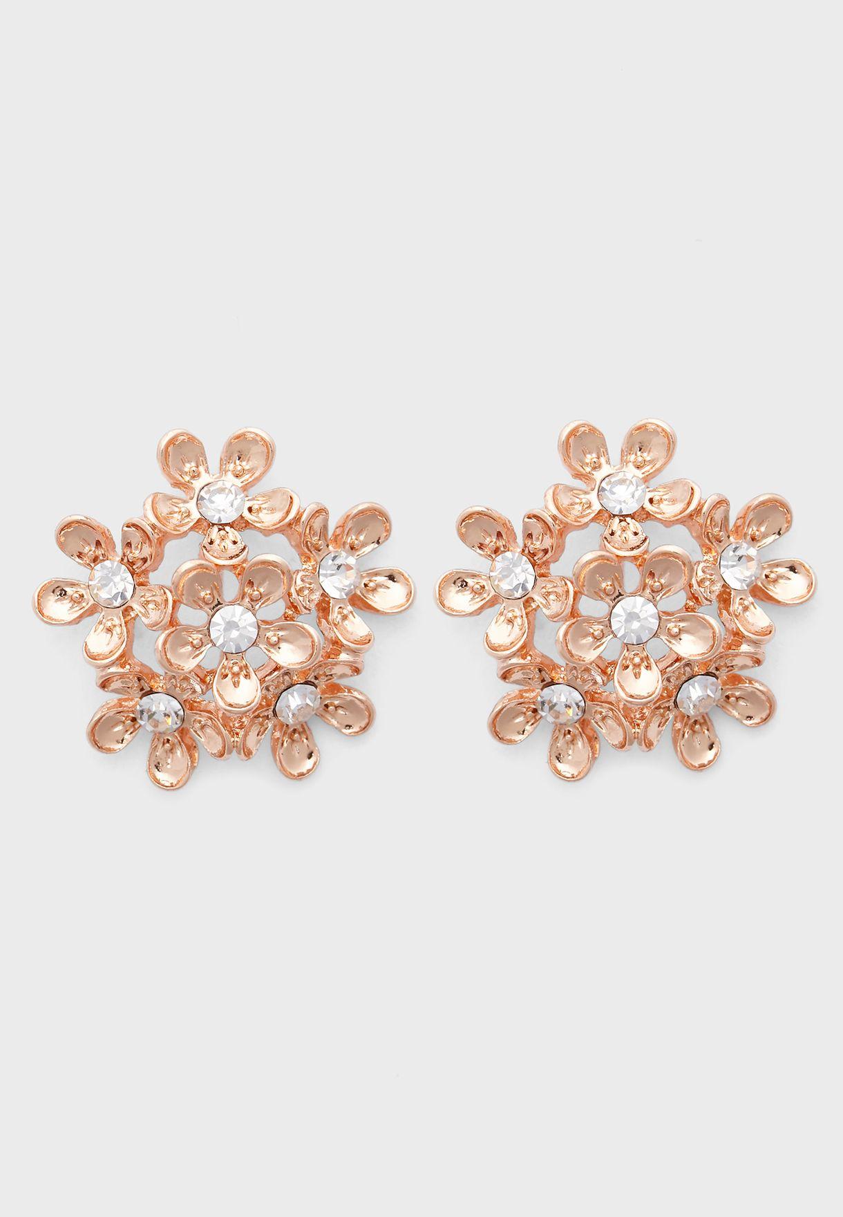 Imantas Stud Earrings