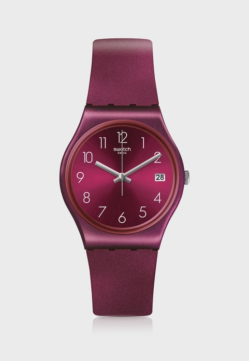Metallify Analog Watch