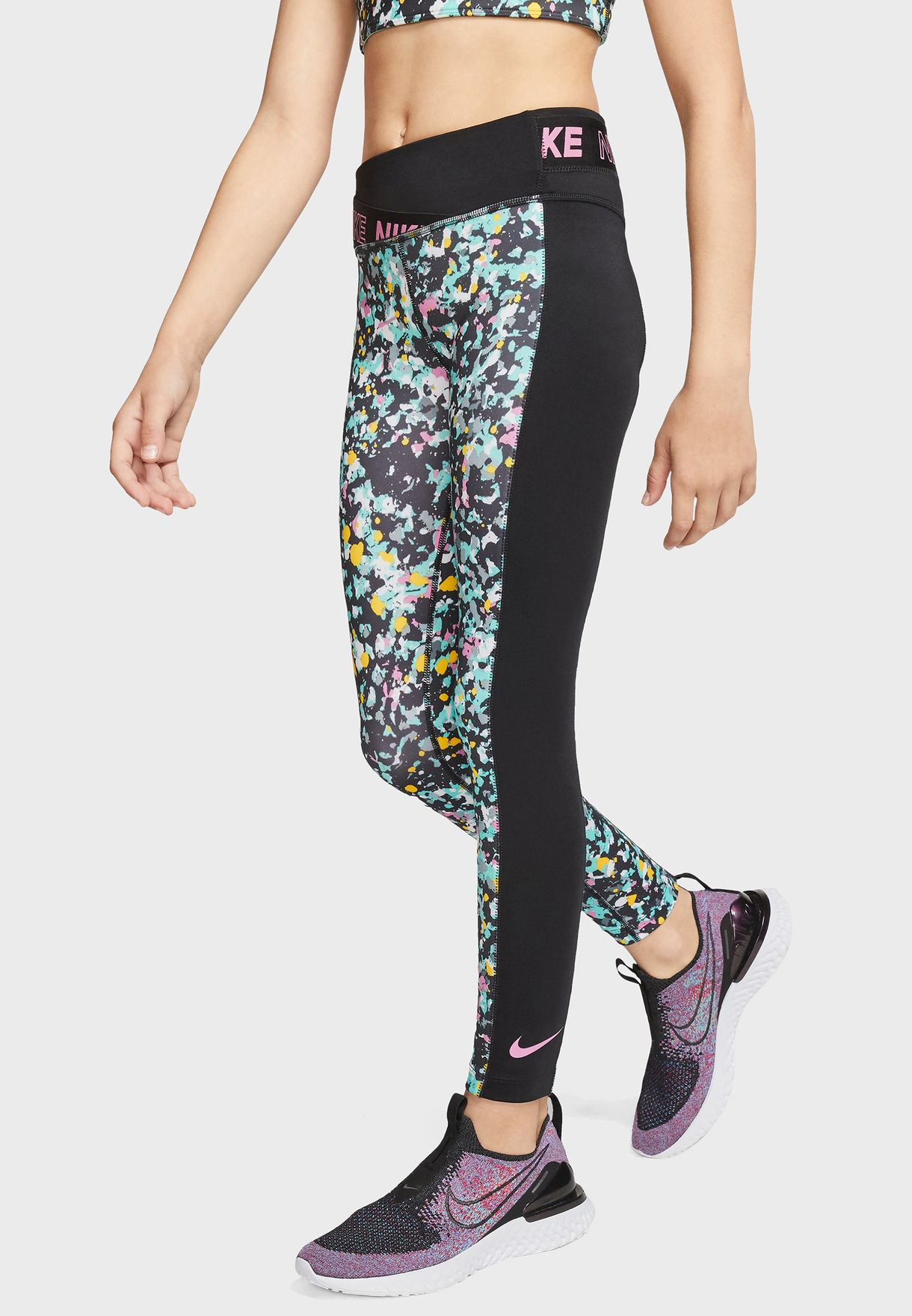 Youth Just Do It Leggings