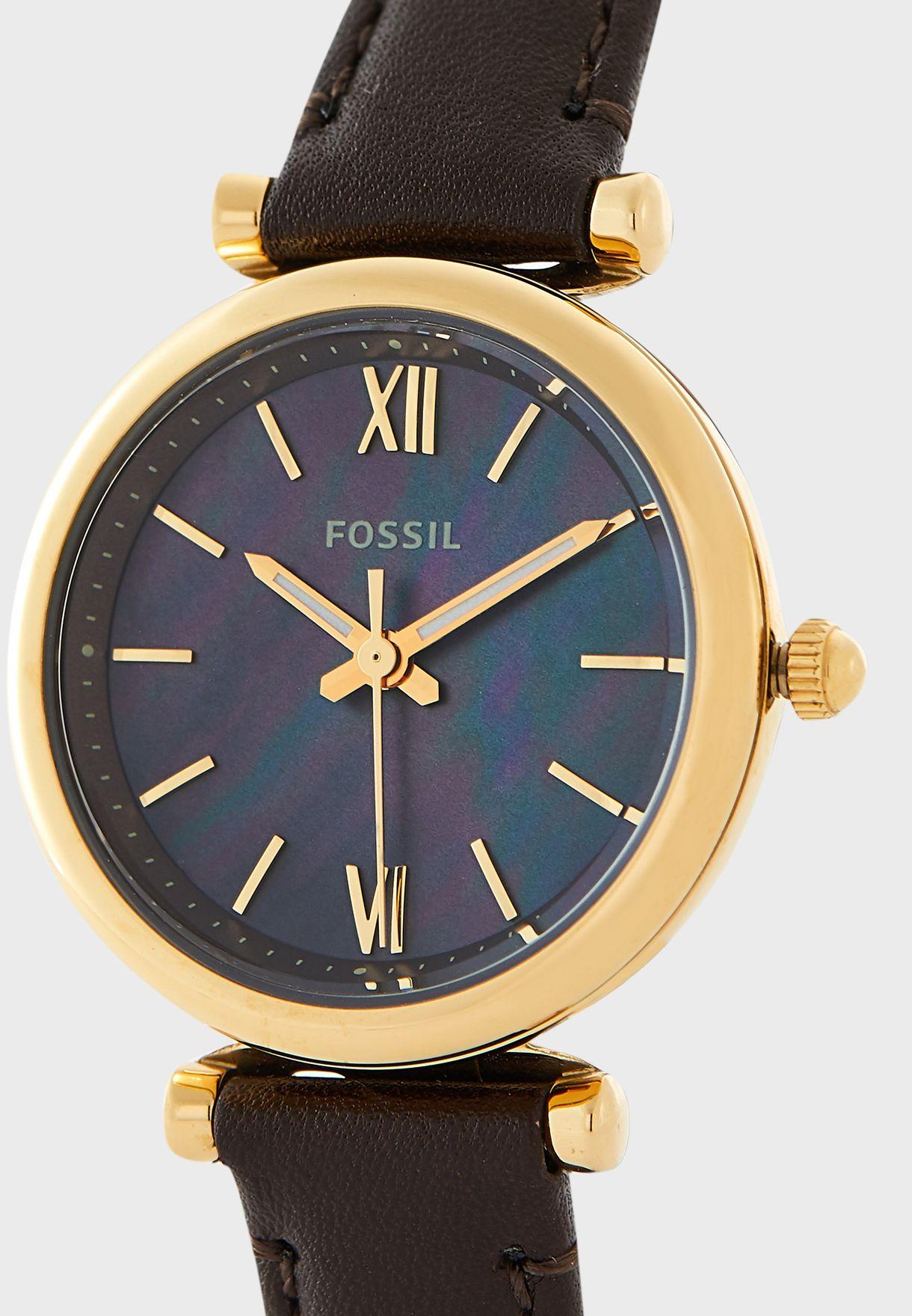 ES4968 Analog Watch