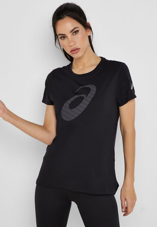 Silver Graphic T-Shirt