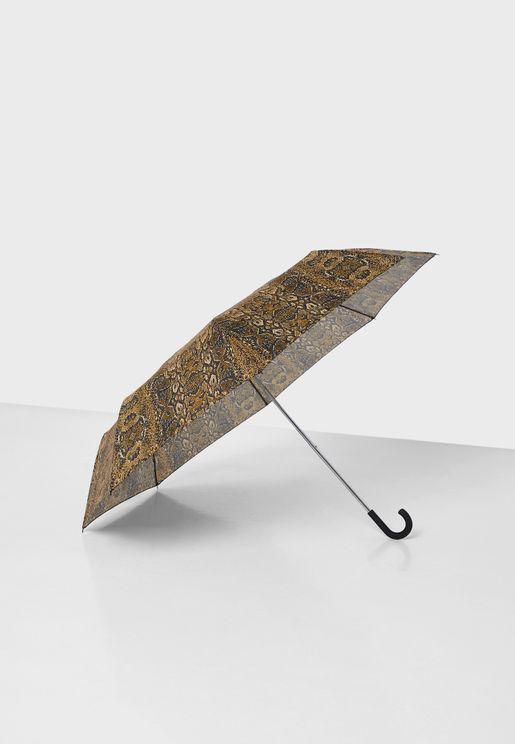 مظلة مطبعة