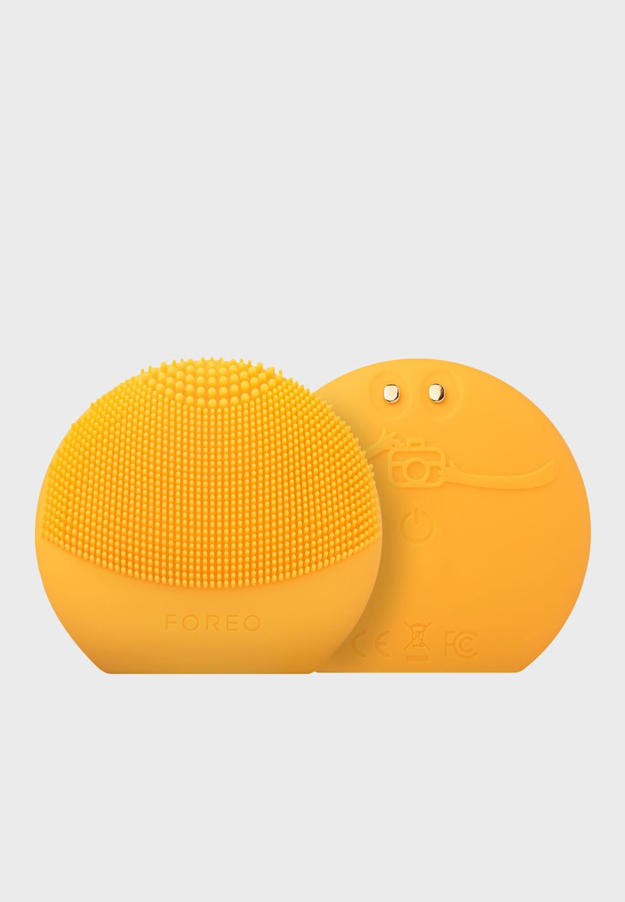 LUNA Fofo Facial Cleansing Brush - Sunflower