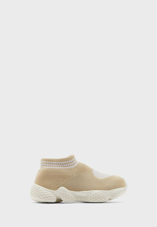 Infant Perforated Slip On