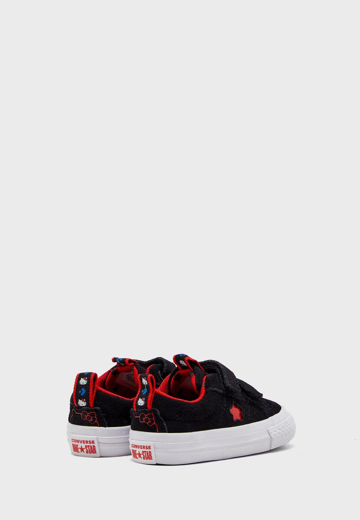 حذاء هالو كيتي ون ستار 2 في او اكس