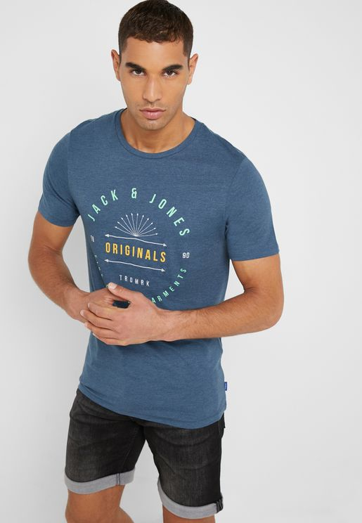 Marnie Crew Neck T-Shirt
