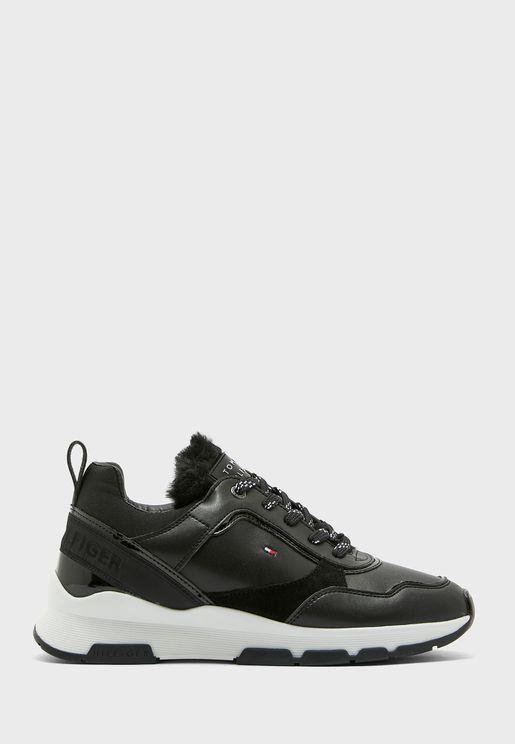 Sporty Chunky Low Top Sneaker