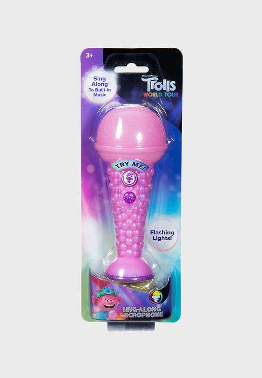 Trolls World Tour Karaoke Microphone