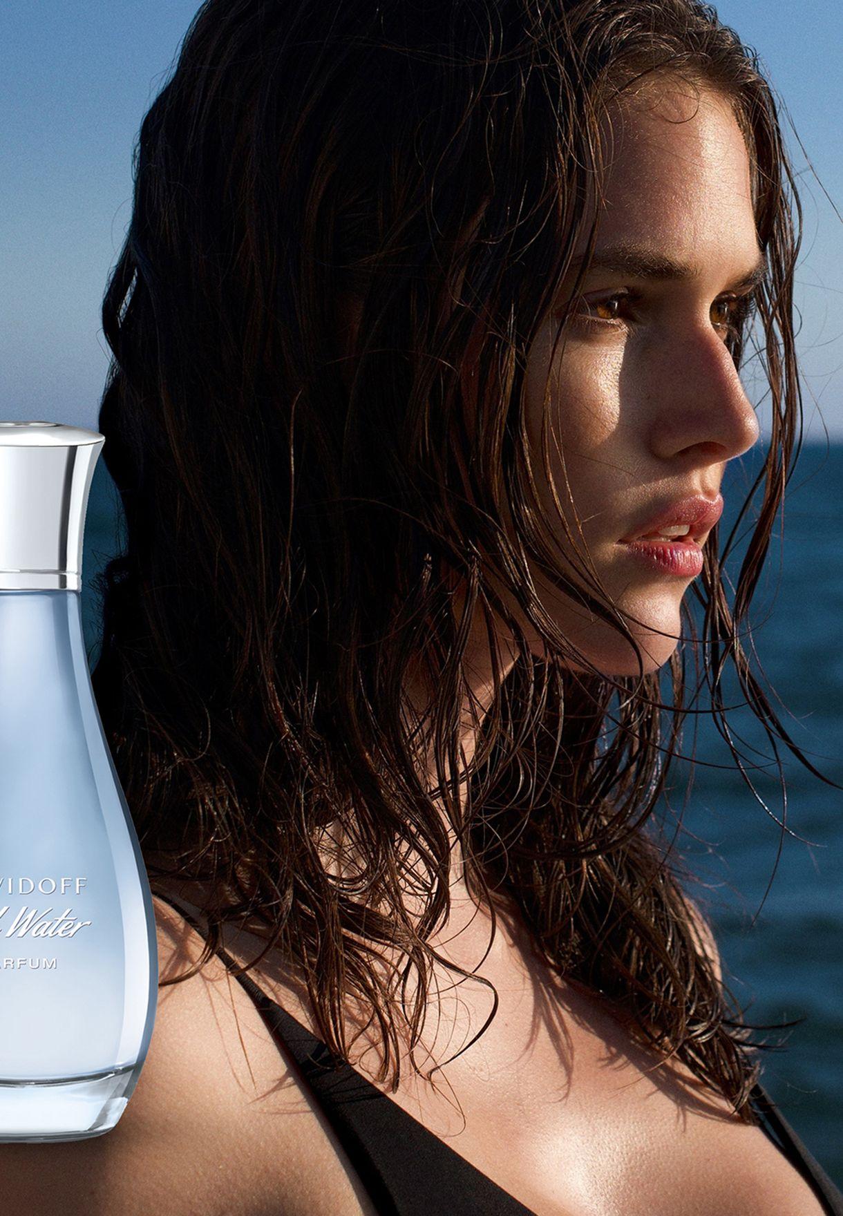 Cool Water Parfum Woman Eau De Parfum 100Ml