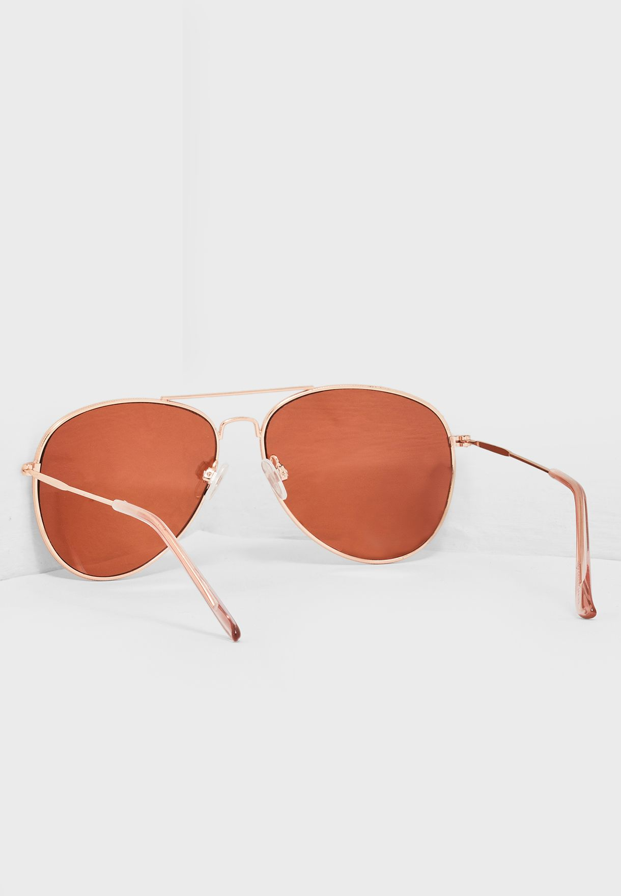 Wijdesteeg Aviator Sunglass