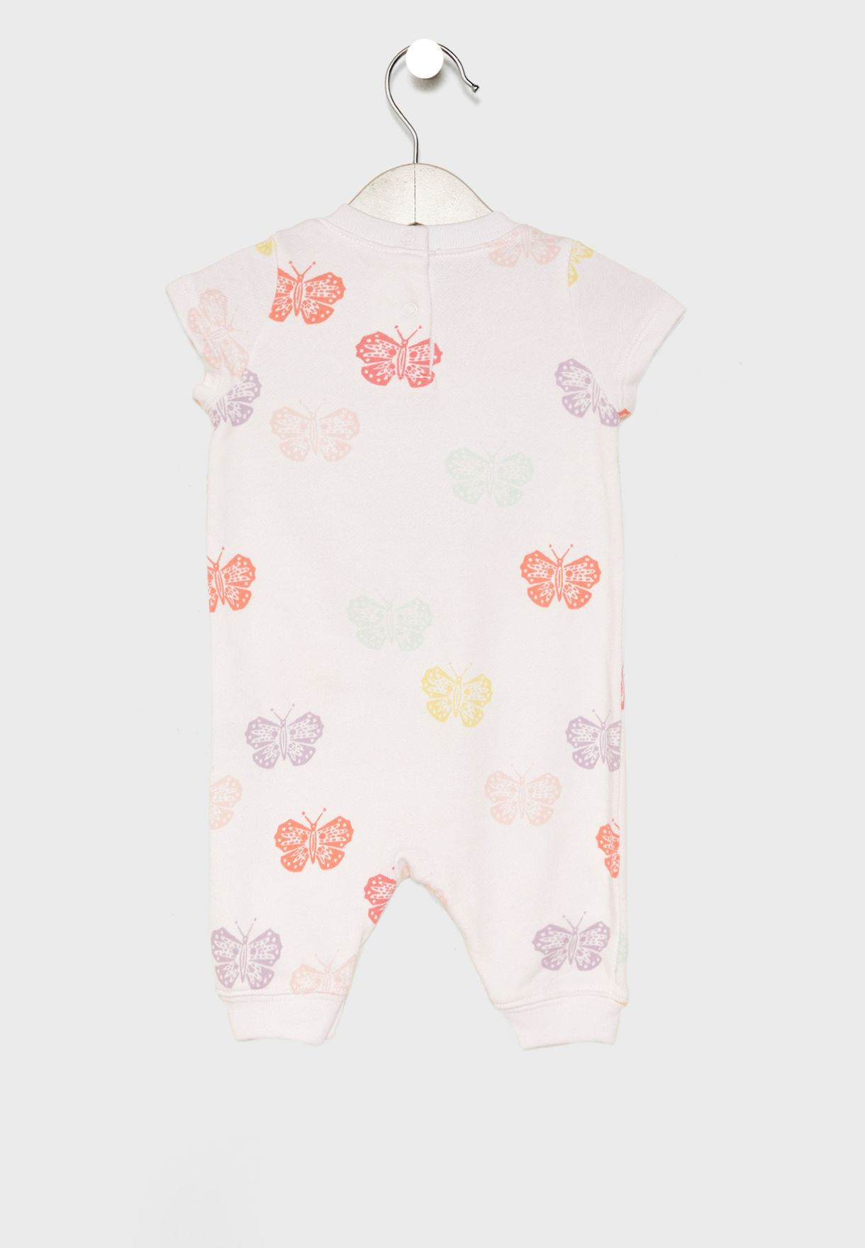 Infant Butterfly Romper