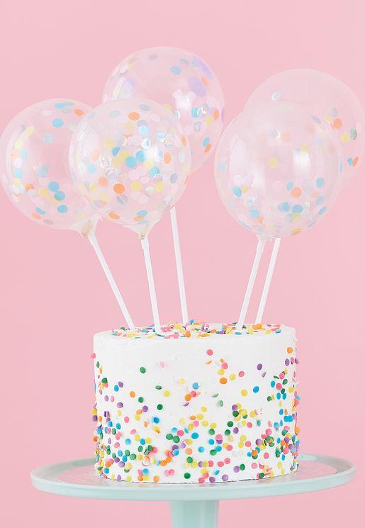 Cake Topper Mini Balloon