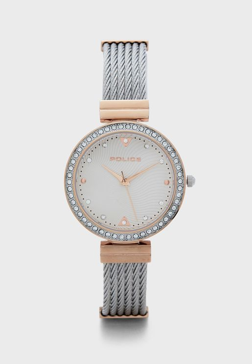 Yakima Mesh Strap Watch