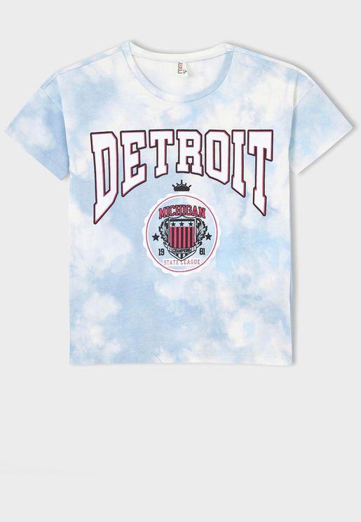 Youth Detroit T-Shirt