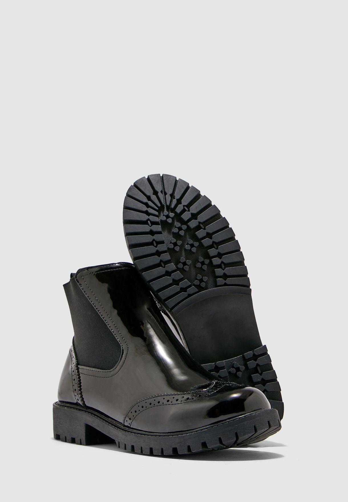 Wide Fit Gloriafea Boot