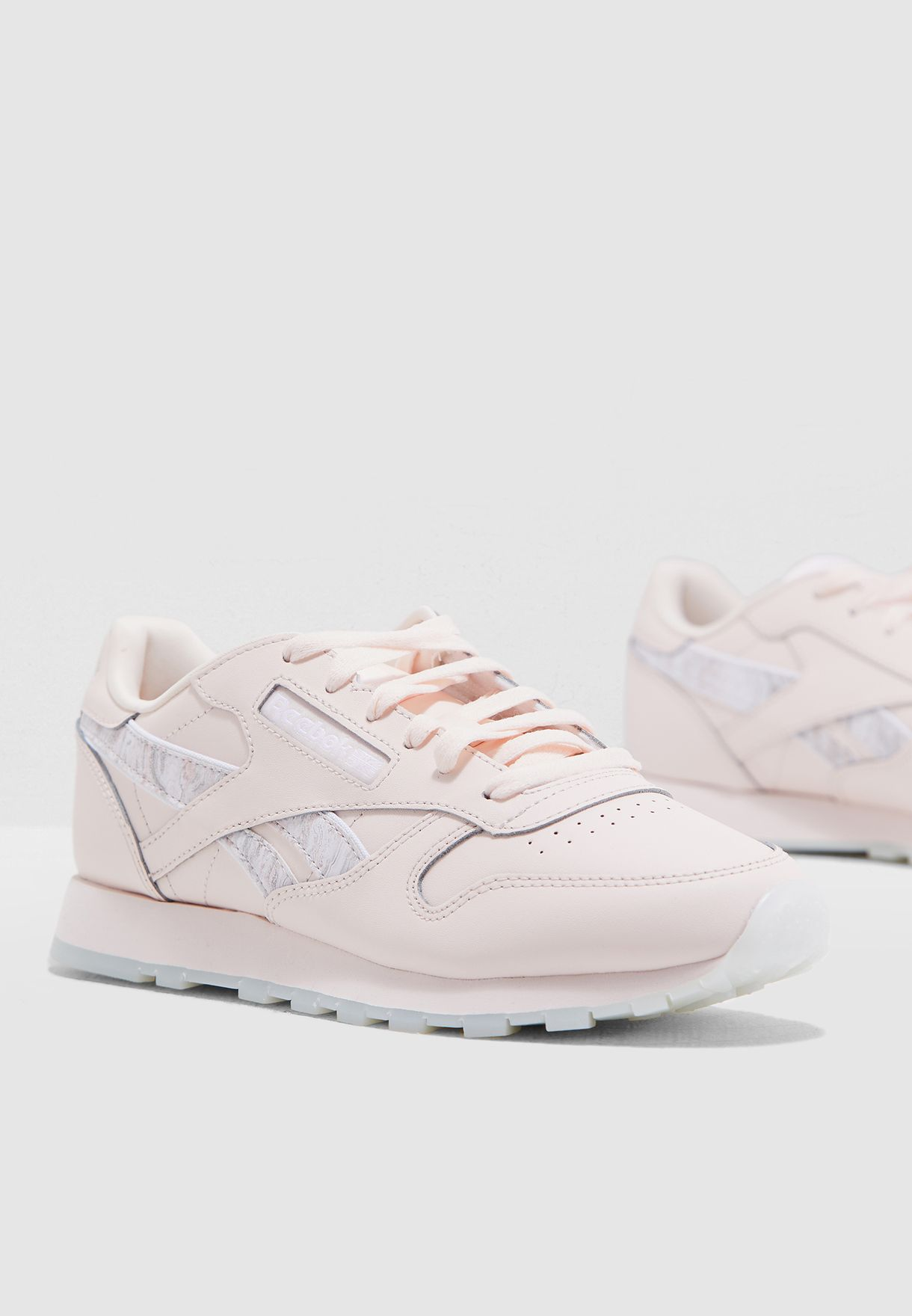 Buy Reebok beige Classic Leather for