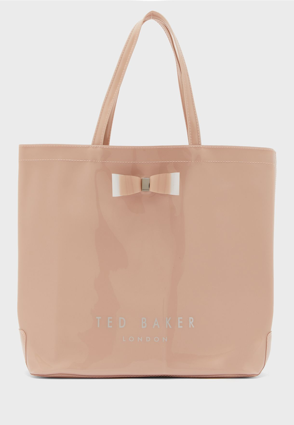 Hanacon Bow Large Icon Tote