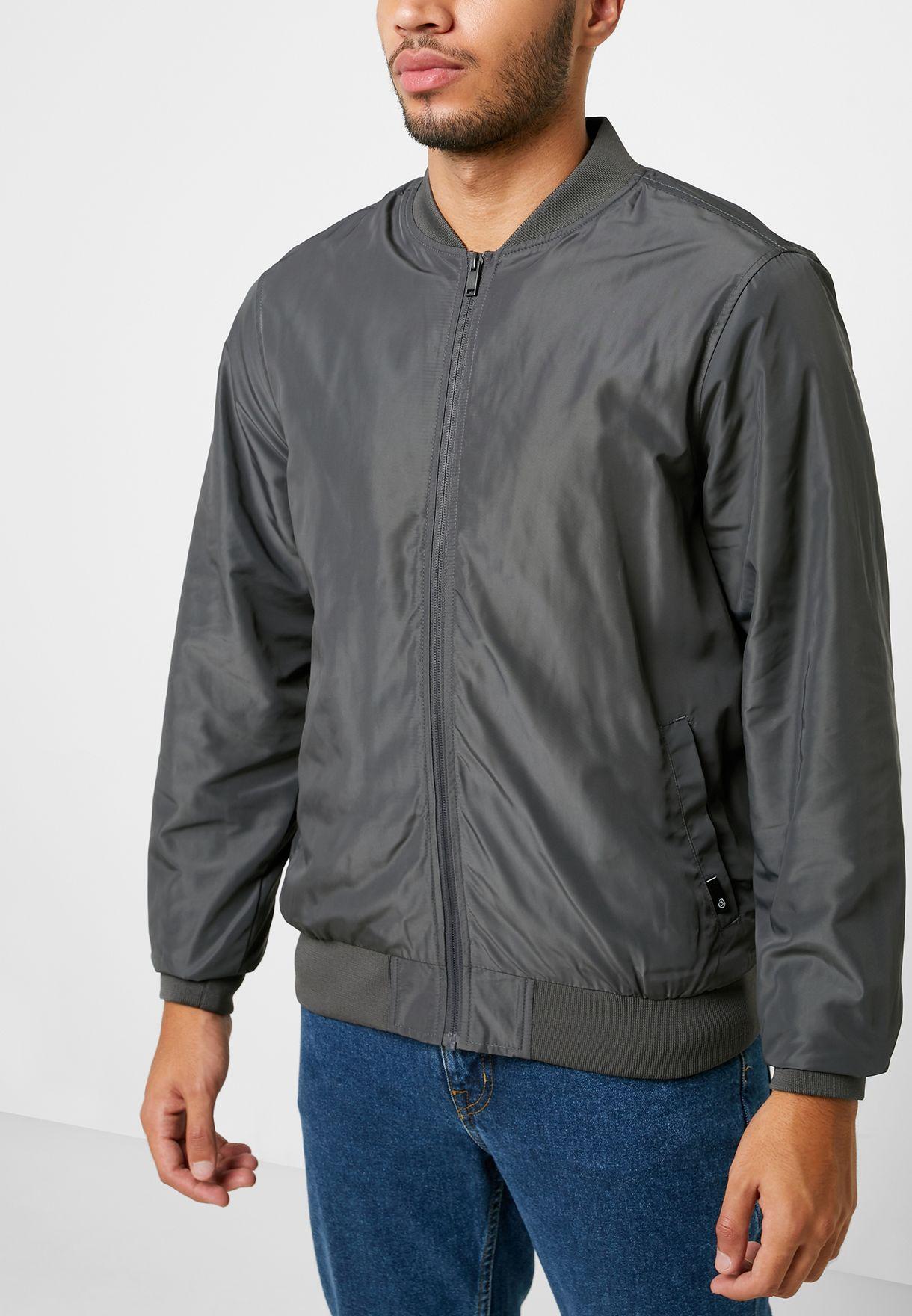 Core Bomber Jacket